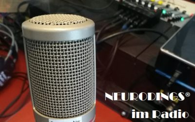 NEURODINGS bei Radio Freistadt