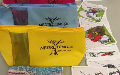 Neurokreativer Trend: Kartenset NEURODINGS