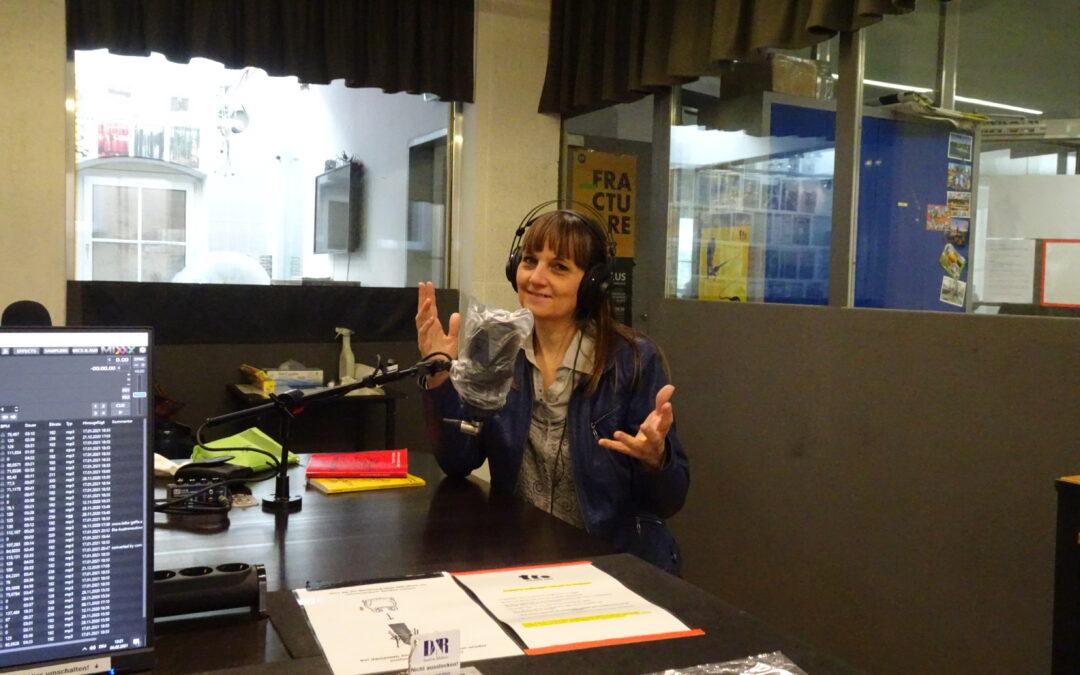 NEURODINGS in Radio FRO Linz